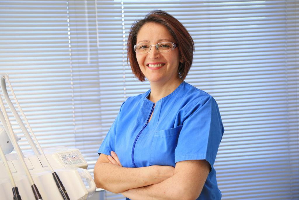 Monica Domanico - Assistente alla poltrona