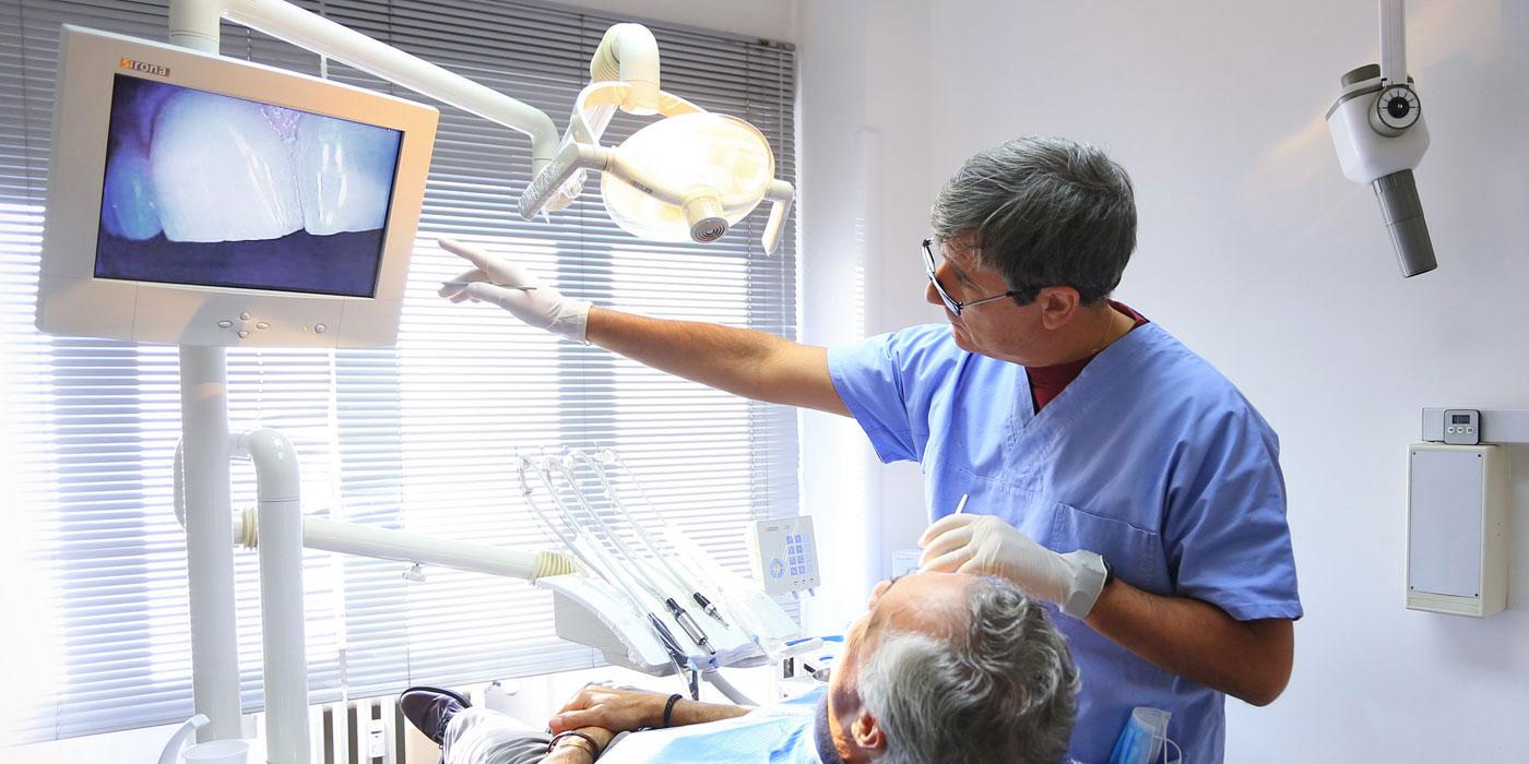 Visita e diagnosi accurata