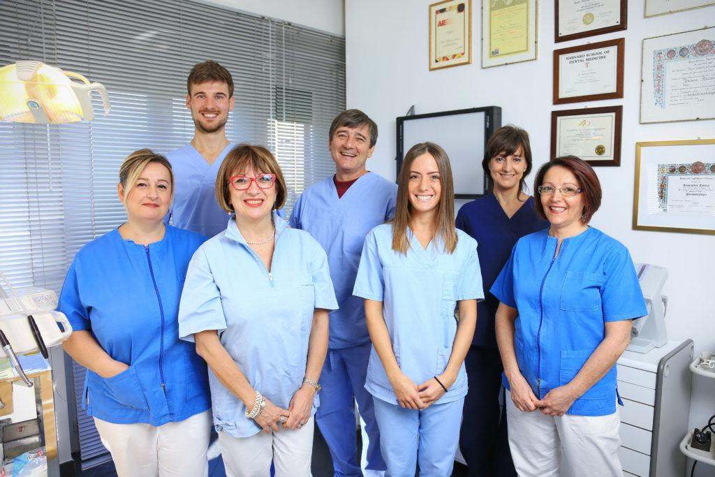 Studio Dentistico Fasano Torino - Team